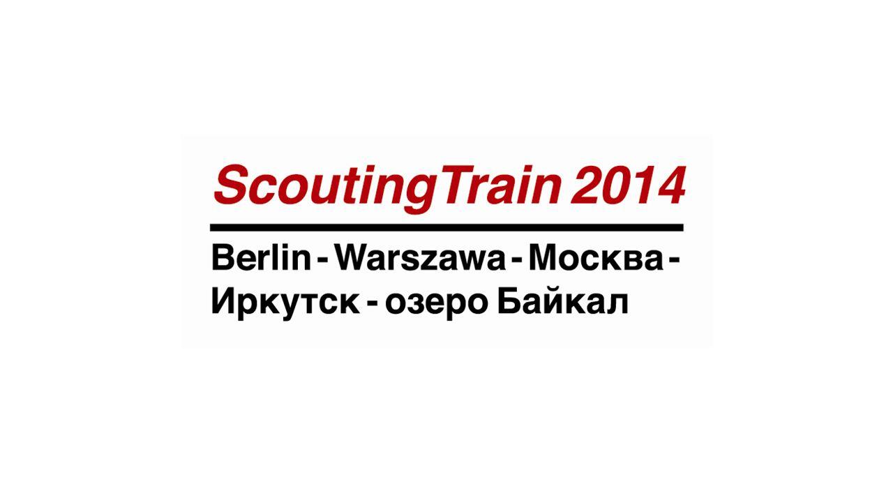 Projekt prowadzony społecznie przez: Dofinansowany przez: Wspierany przez: 01.11.2013www.scoutingtrain.org | Michael Mischke2