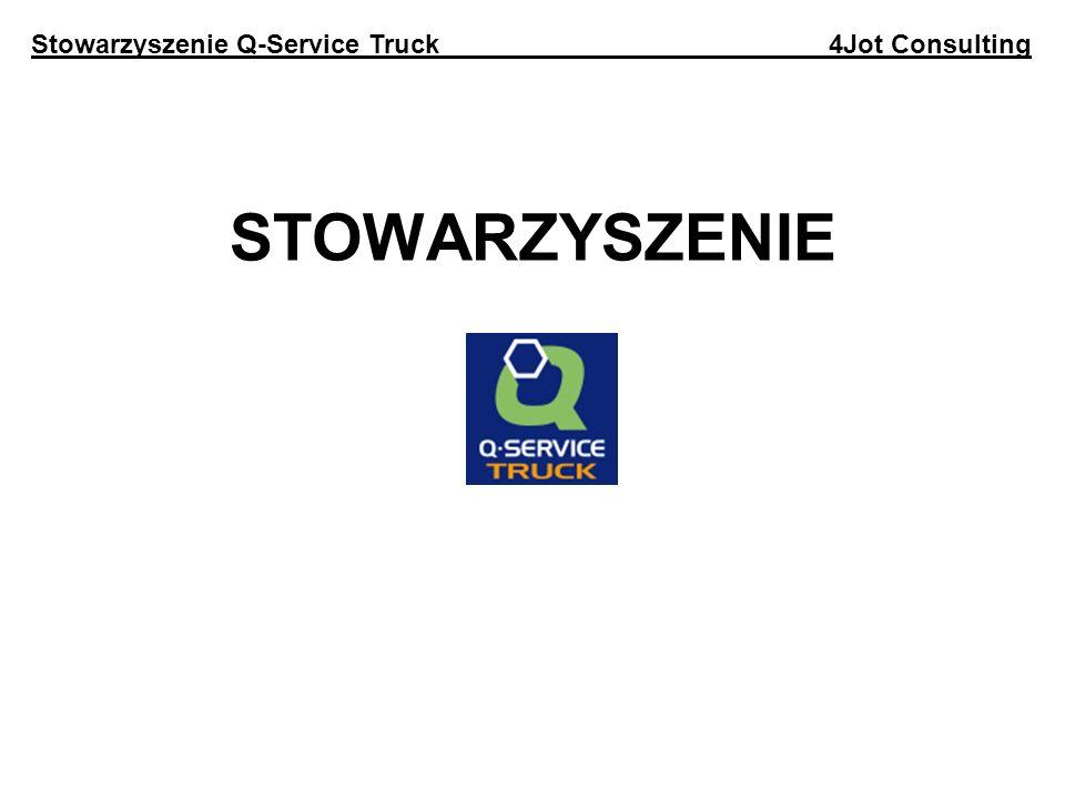 STOWARZYSZENIE Stowarzyszenie Q-Service Truck 4Jot Consulting
