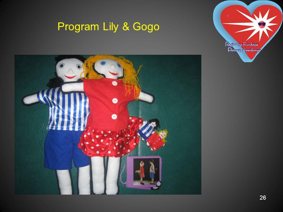 Program Lily & Gogo 26