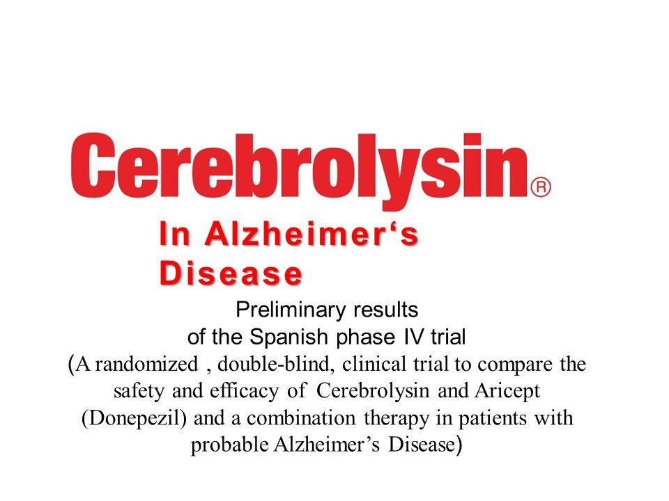 In Alzheimers Disease