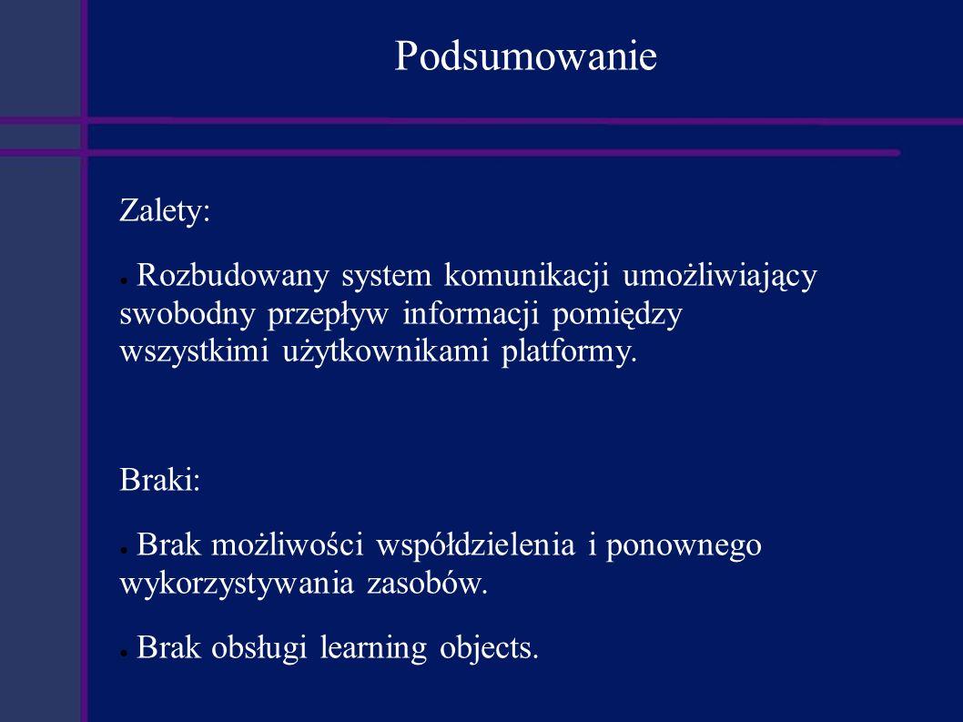 docebo Docebo to platforma e-learningowa zawierająca zarówna narzędzia do tworzenia kursów jak i portali internetowych.