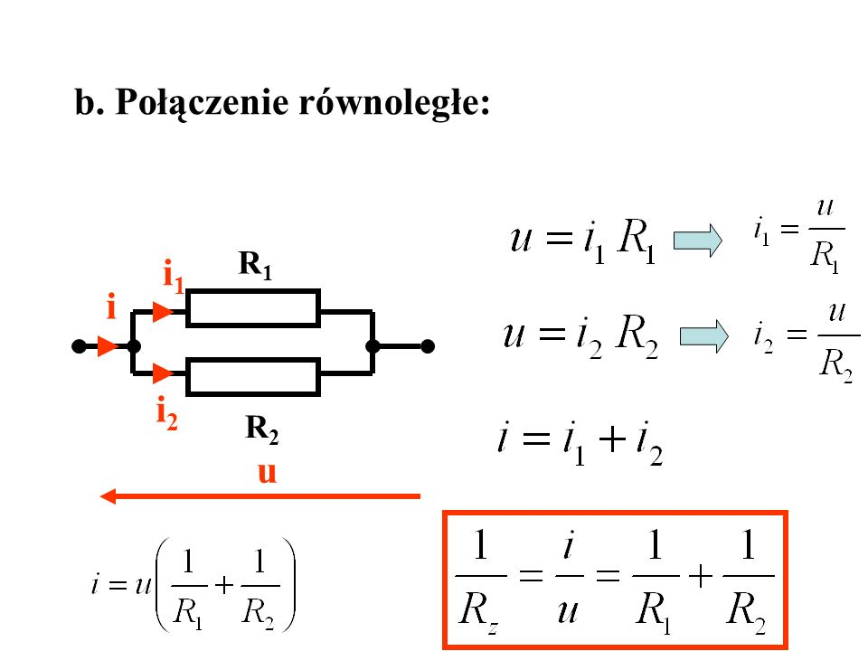 Gdy R 12 =R 23 =R 34 =R Δ R Y =1/3R Δ