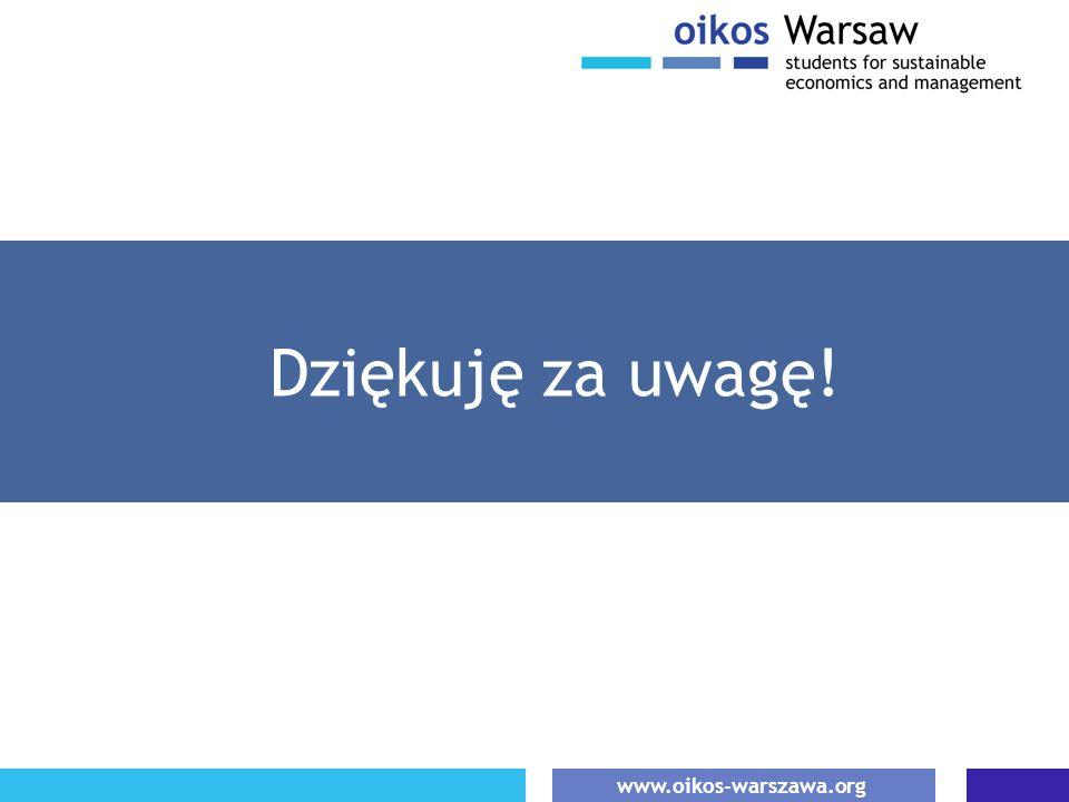 www.oikos-warszawa.org Dziękuję za uwagę!