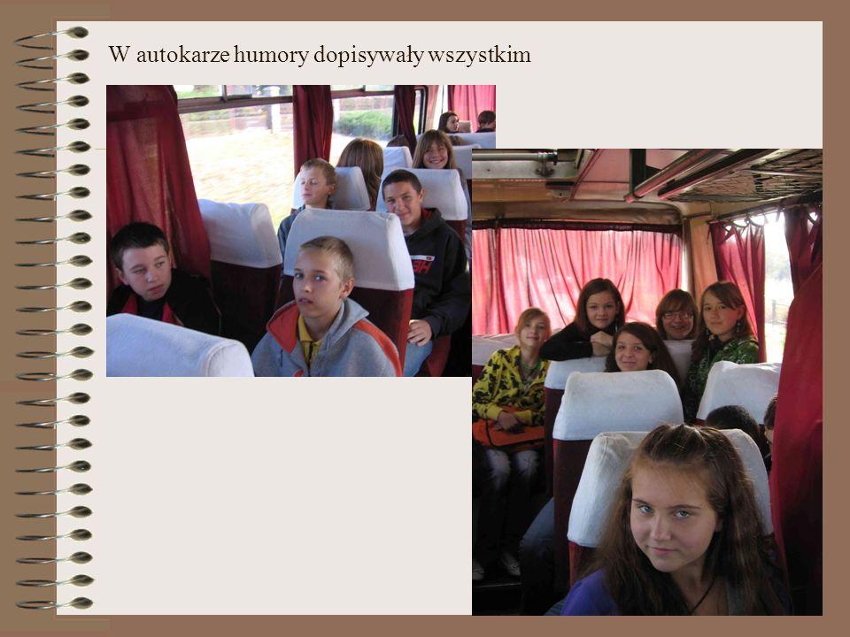 Przystanek I: Biecz Pani M. Winiarska zapoznaje nas z historią tego miasta i jego zabytkami