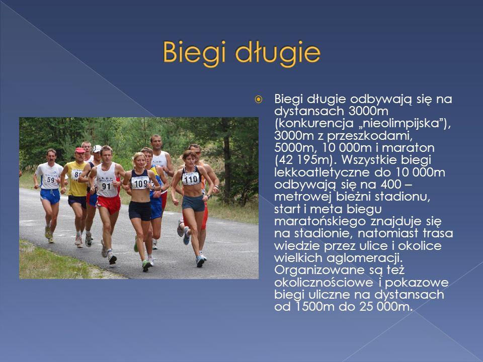 Bieg na 10000 m – konkurencja lekkoatletyczna, zaliczana do biegów długich.
