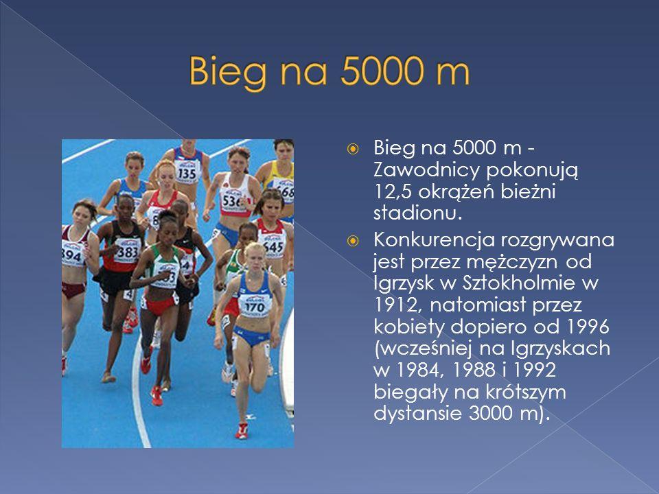 Bieg na 3000 m z przeszkodami - konkurencja lekkoatletyczna, w którym zawodnicy biegną siedem i pół okrążeń stadionu, pokonując na każdym razem pięć przeszkód: cztery płoty o wysokości 91,4 cm dla mężczyzn i 76,2 cm dla kobiet oraz rów z wodą poprzedzony płotem o tej samej wysokości co pozostałe płoty.