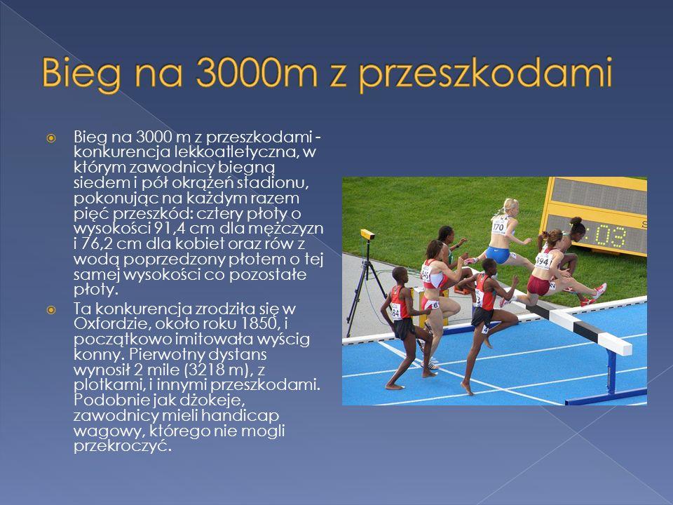 Półmaraton – bieg na dystansie 21 km i 97,5 metra.