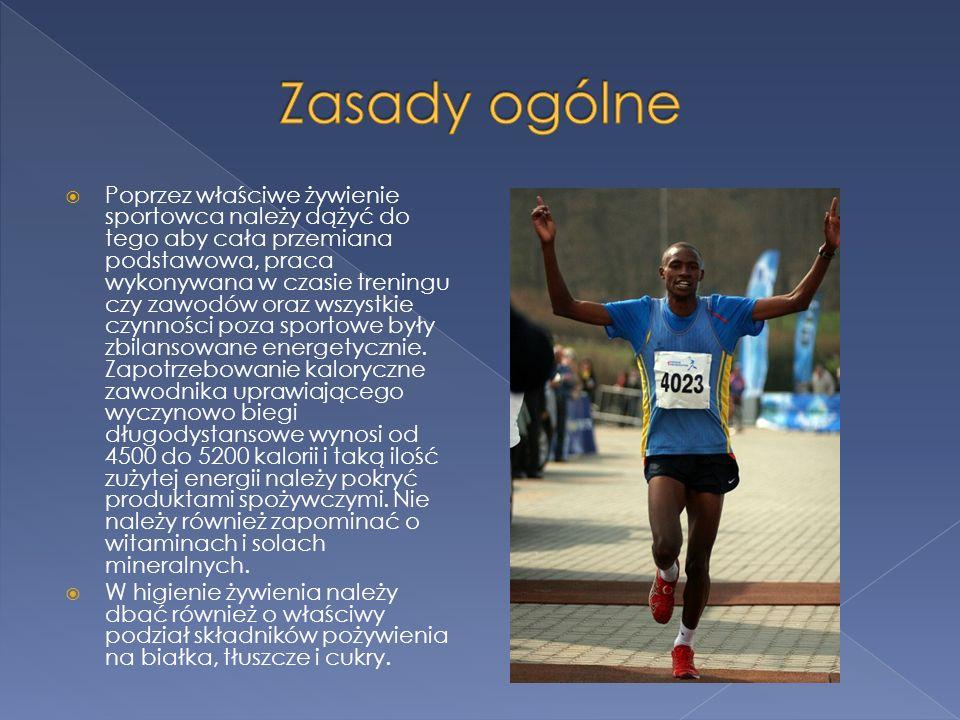 Jak wiadomo bieganie na długich dystansach może kończyć się licznymi kontuzjami.