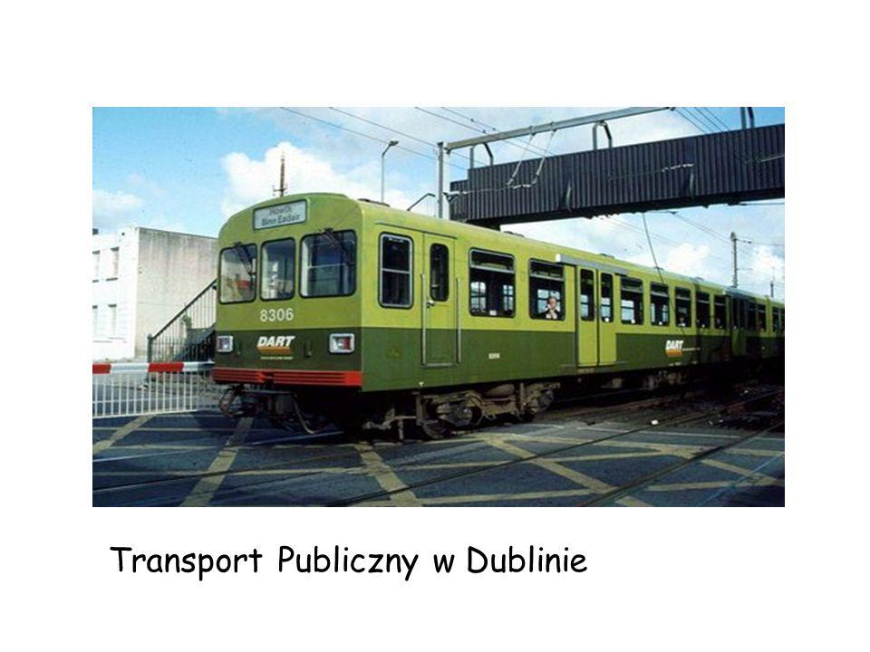 Transport Publiczny w Dublinie