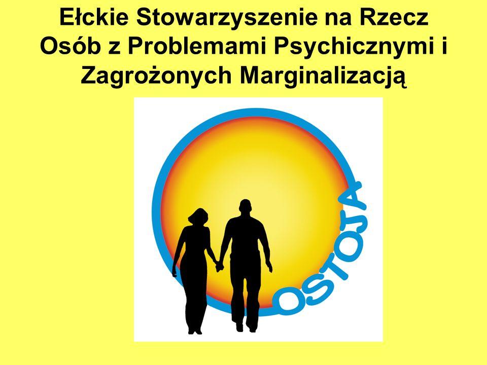 Ełckie Stowarzyszenie na Rzecz Osób z Problemami Psychicznymi i Zagrożonych Marginalizacją