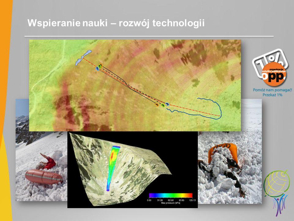 Transfer technologii – innowacyjne wdrożenia Stworzenie koncepcji wdrożenia GIS dla GOPR
