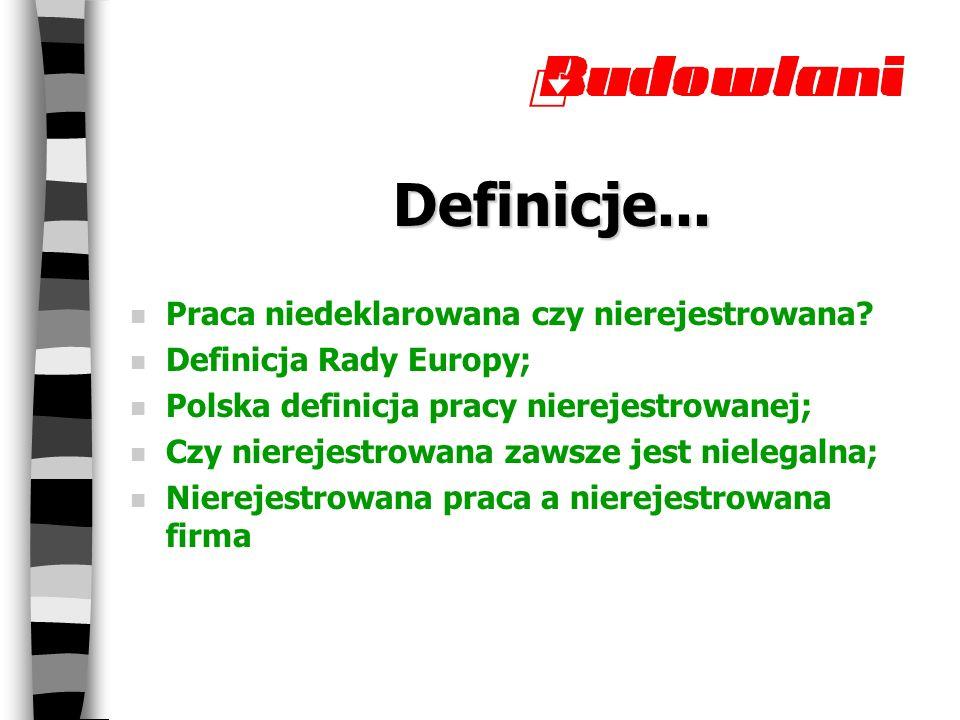 Historyczne uwarunkowania pracy niedeklarowanej w Polsce n Alternatywna struktura gospodarcza w XIX wieku; n Okupacja w latach 1939 - 45; n Gospodarka