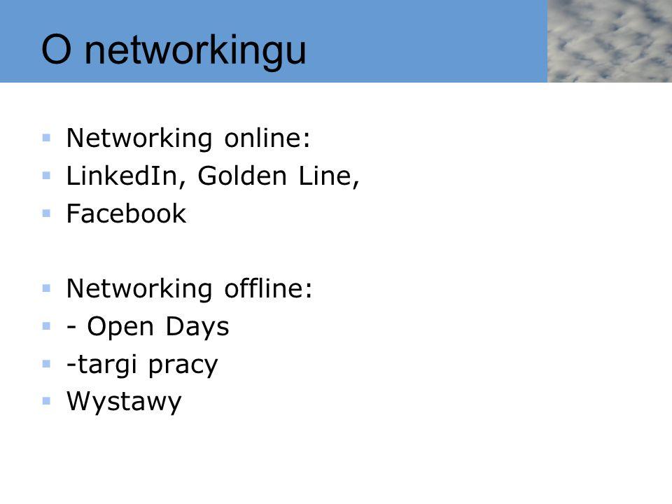 Osoba+Stanowisko Praca Gdzie zaprowadzi mnie moja sieć?