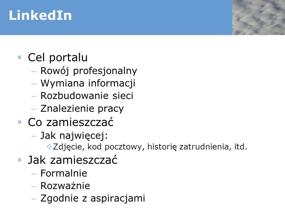2 Profile Liczy się Twoja opinia Oceń i Popraw Profil