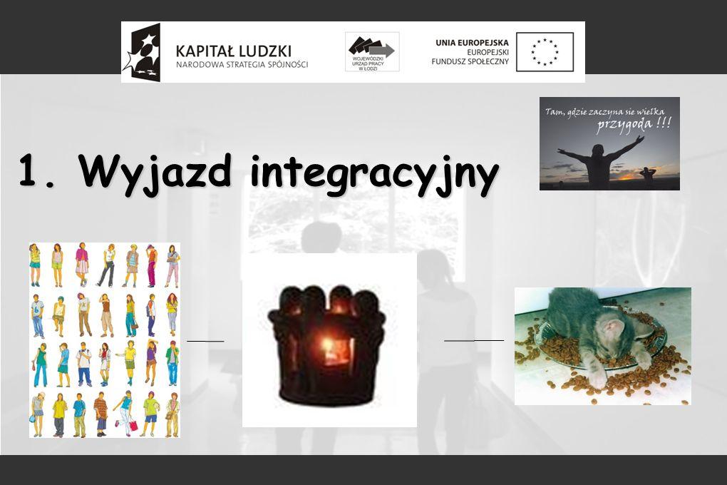 1. Wyjazd integracyjny