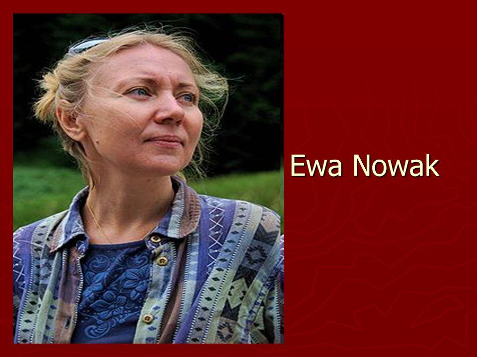 Ewa Nowak Ewa Nowak