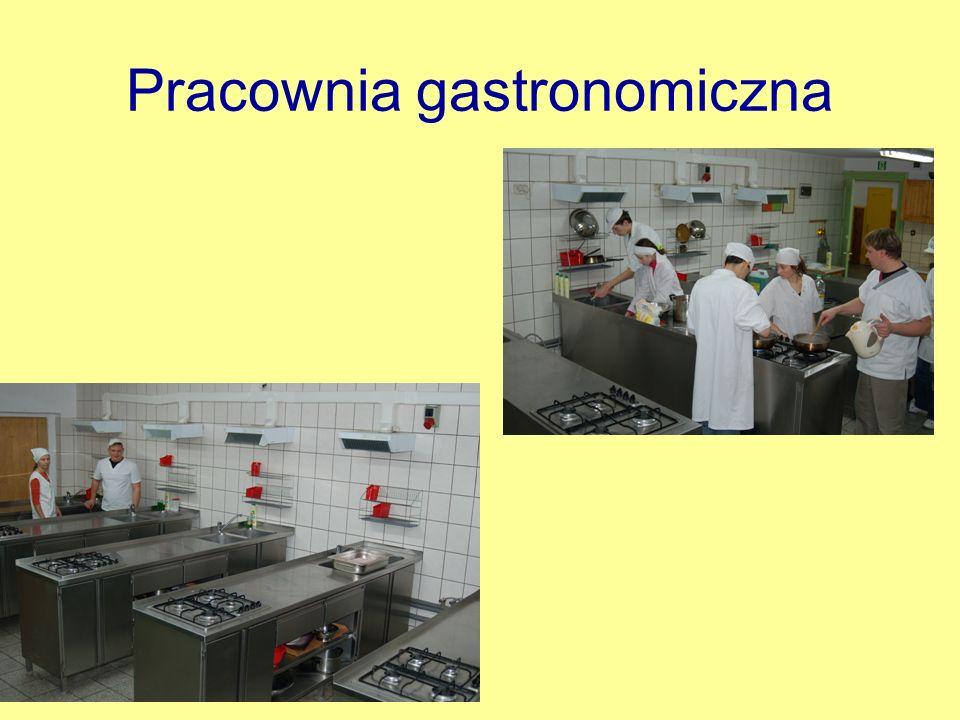 Pracownia gastronomiczna