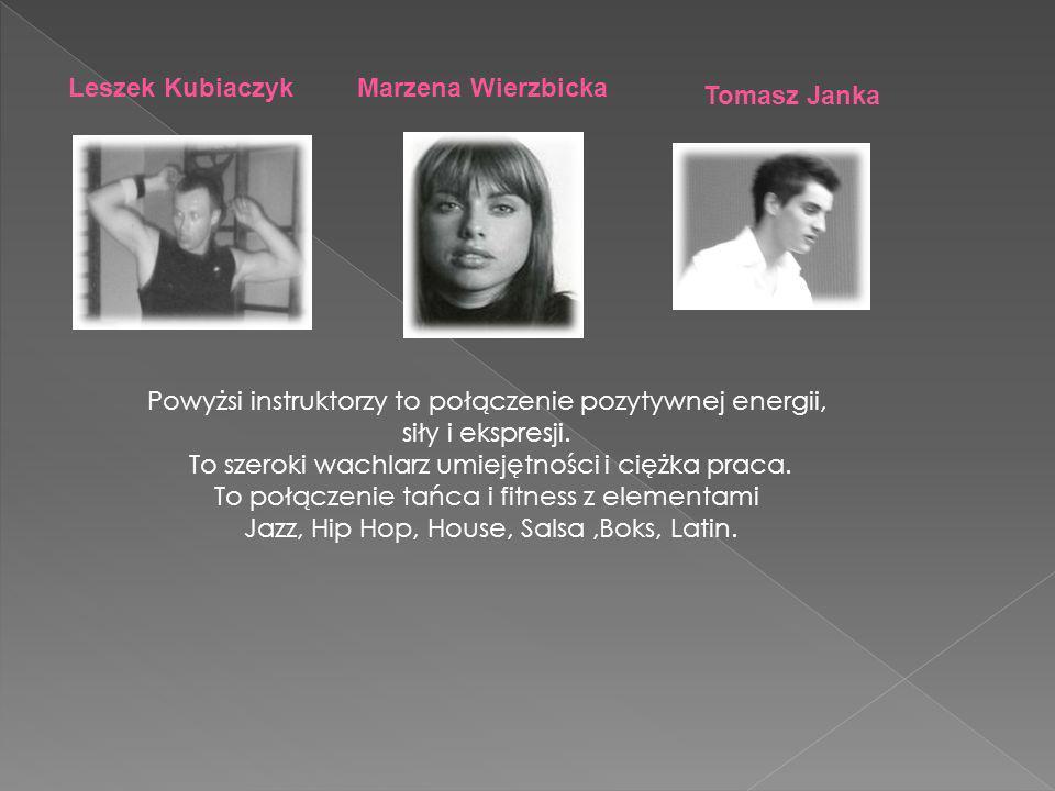 Marta Wawszczyk Marta przygodę w krainie fitness rozpoczęła w 2005 roku, jednak taniec i sport towarzyszył jej od zawsze. Swoje taneczne umiejętności
