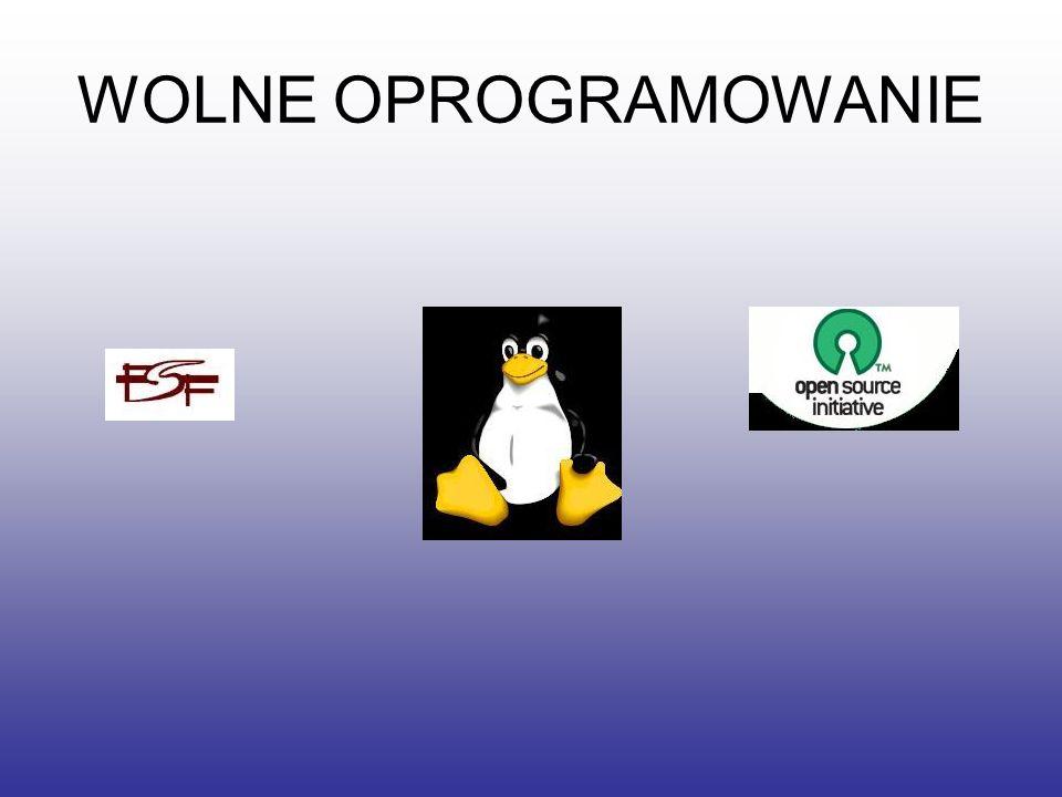 UBUNTU Ubuntu to kompletna dystrybucja systemu operacyjnego GNU/Linux, przeznaczona przede wszystkim do zastosowań biurowych i domowych (ang.