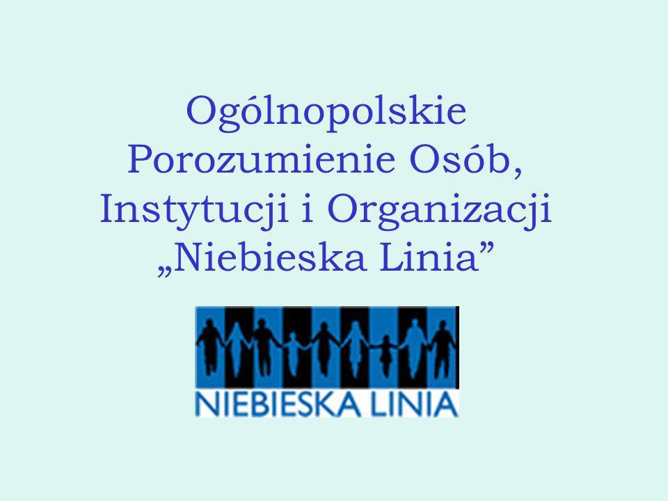 Ogólnopolskie Porozumienie Osób, Instytucji i Organizacji Niebieska Linia