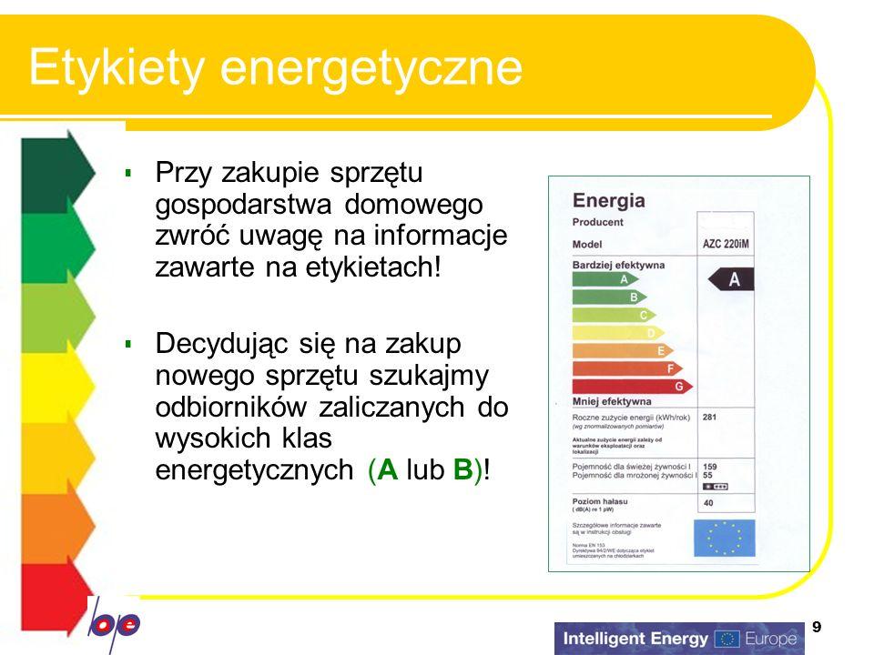 20 Nadmierne straty energii w małych gospodarstwach rolnych - przyczyny Nieefektywne i przewymiarowane napędy elektryczne Energochłonne oświetlenie Źle eksploatowany sprzęt chłodniczy Energochłonne pompy