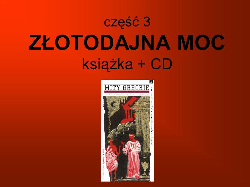 część 3 ZŁOTODAJNA MOC książka + CD