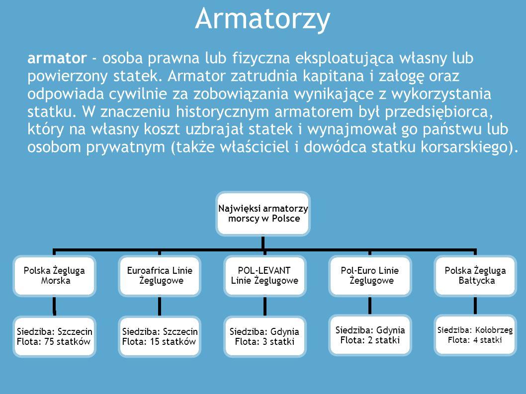 Bibliografia Raport Głównego Urzędu Statystycznego GOSPODARKA MORSKA W POLSCE W 2008 r., Szczecin, kwiecień 2009 r.