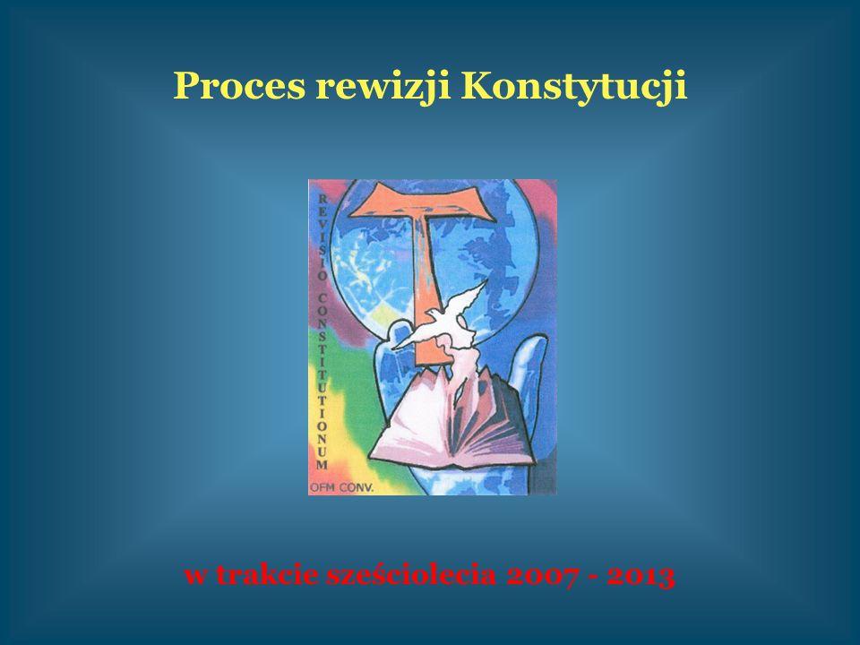 Proces rewizji Konstytucji w trakcie sześciolecia 2007 - 2013