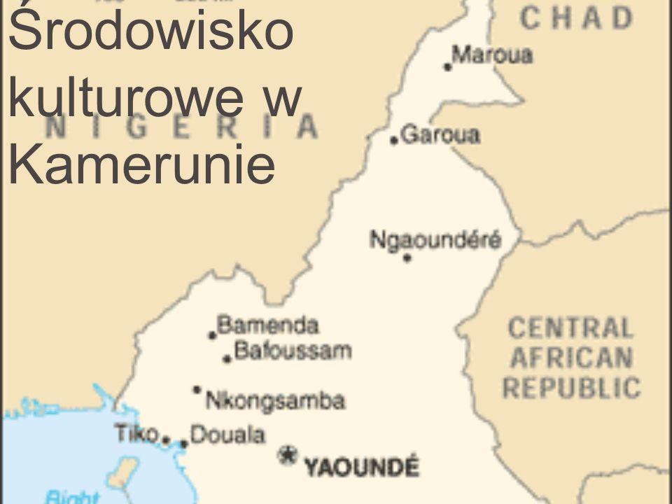 Środowisko kulturowe w Kamerunie