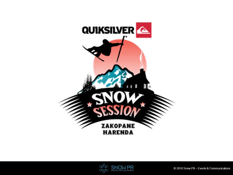© 2010 Snow PR – Events & Communications