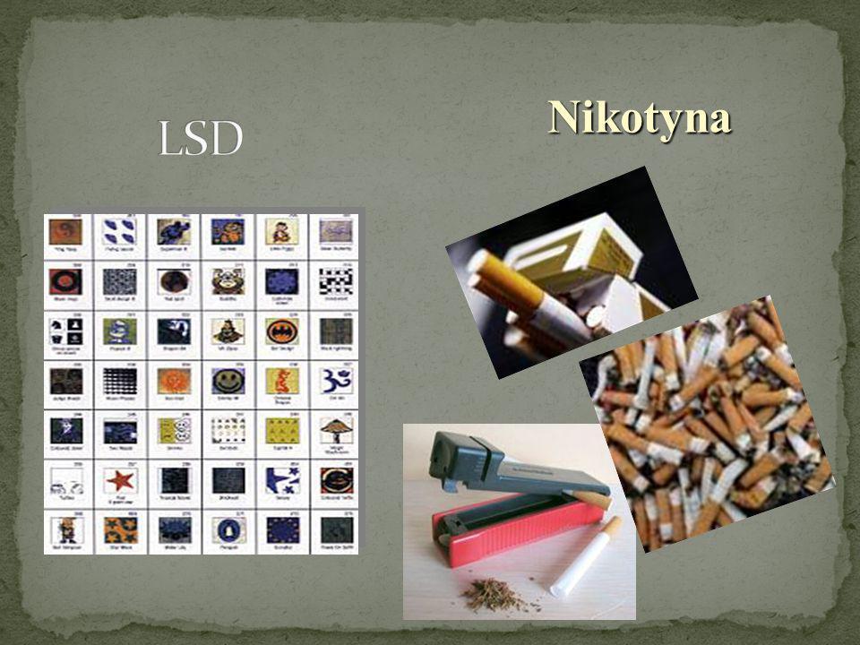 Nikotyna Nikotyna
