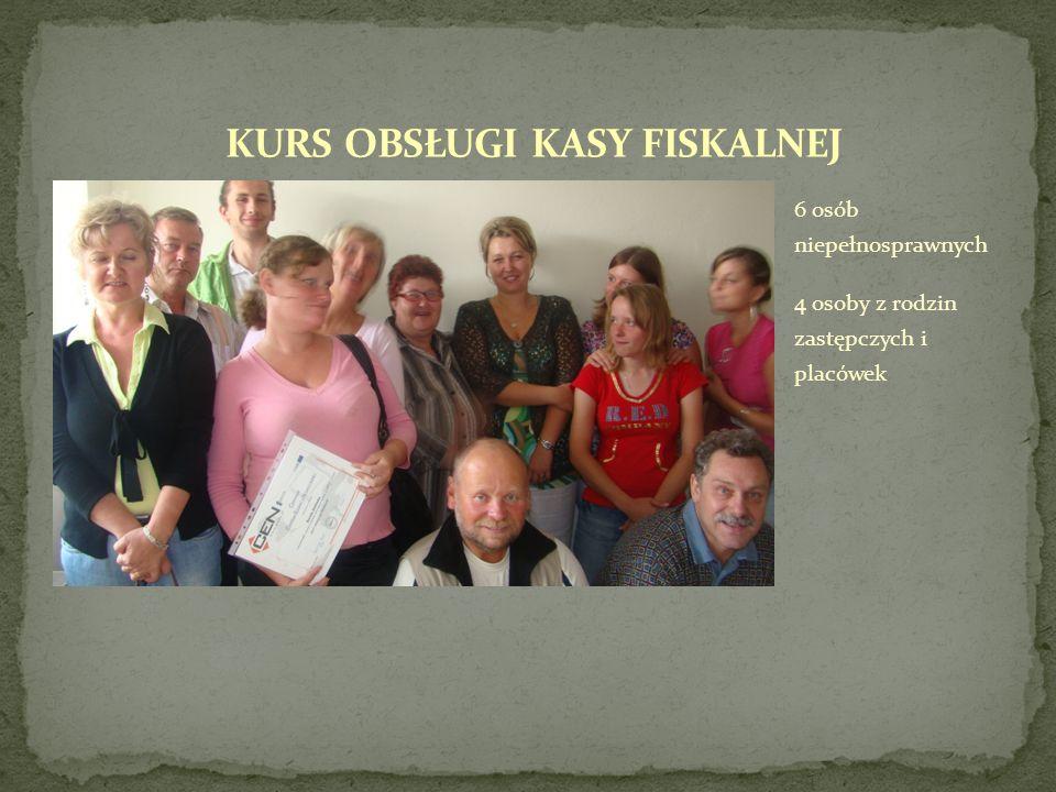 57 osób niepełnosprawnych przebywało na turnusach rehabilitacyjnych