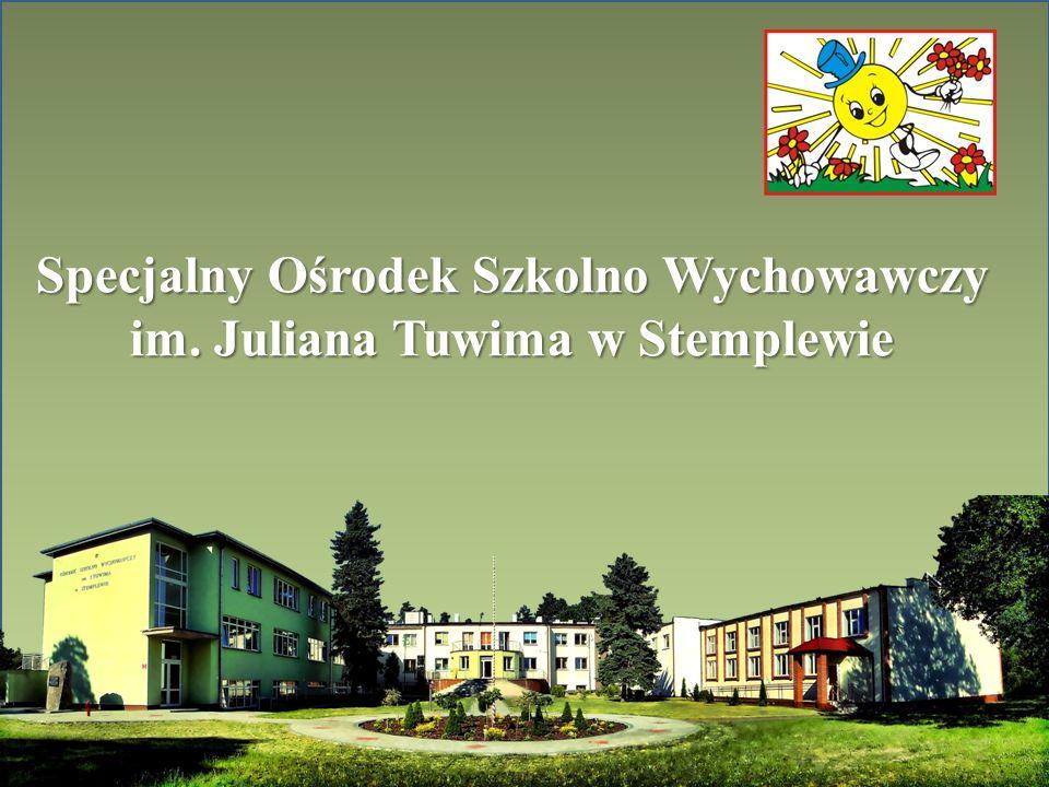 Specjalny Ośrodek Szkolno Wychowawczy im. Juliana Tuwima w Stemplewie