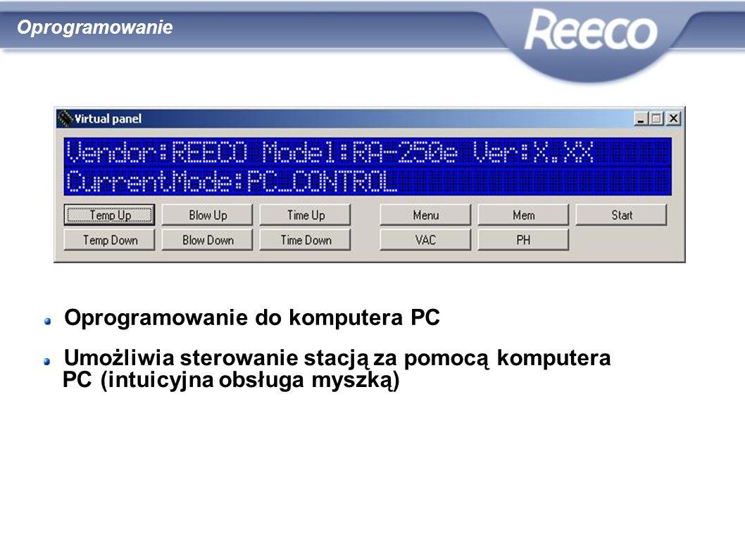 wysoka jakość atrakcyjna cena zgodność z CE i RoHS Oprogramowanie do komputera PC Umożliwia sterowanie stacją za pomocą komputera PC (intuicyjna obsłu
