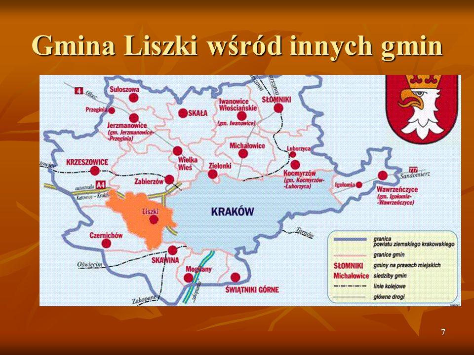 6 Historia regionu