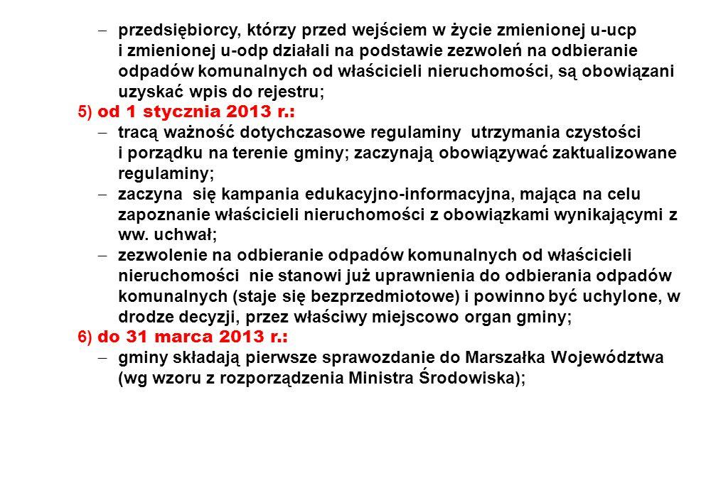 3.Uchwały rad gmin wydane na podstawie art.7 ust.