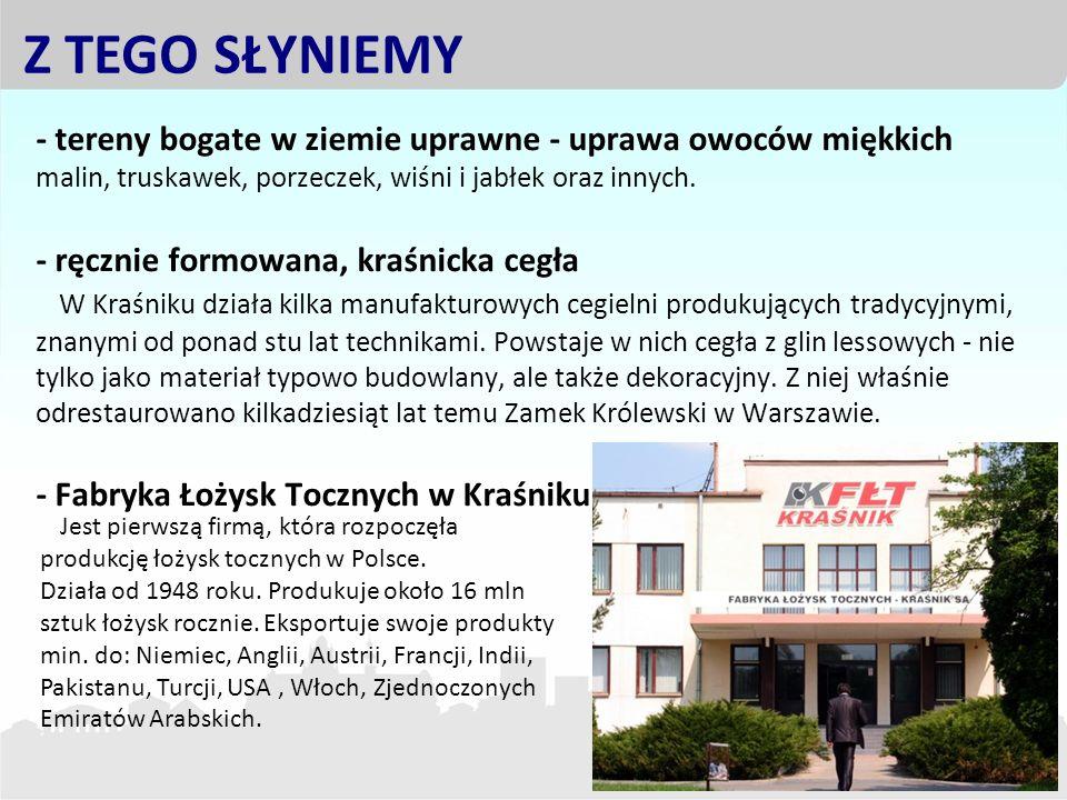 Ogłoszony w 2012 roku miejski program inwestycyjny Nowa Energia dla Kraśnika zakłada szerokie wykorzystanie odnawialnych źródeł energii poprzez inwestycje w m.
