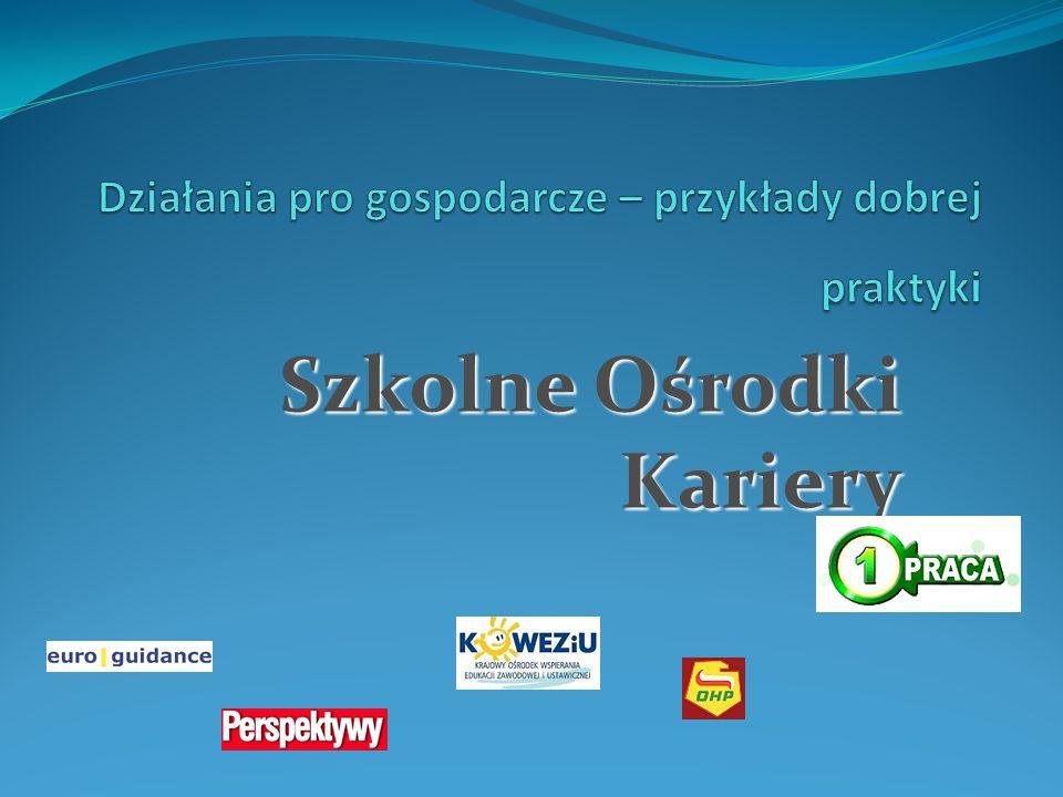 Idea SzOK-ów zostały wymyślone przez Fundację Edukacyjną Perspektywy.