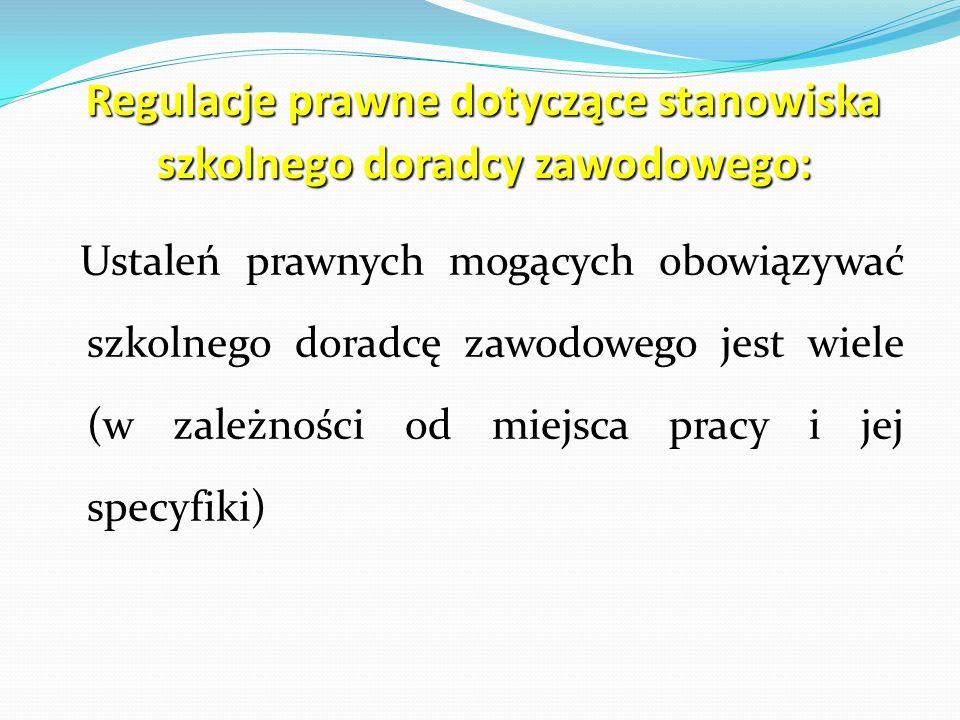 Ustawa z dnia 7 września 1991r.o systemie oświaty Art.