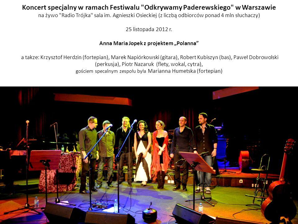 Koncert specjalny w ramach Festiwalu
