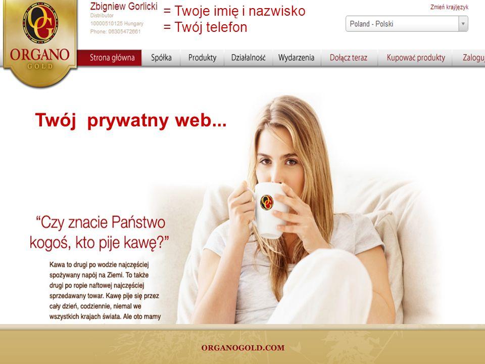= Twoje imię i nazwisko = Twój telefon Twój prywatny web...