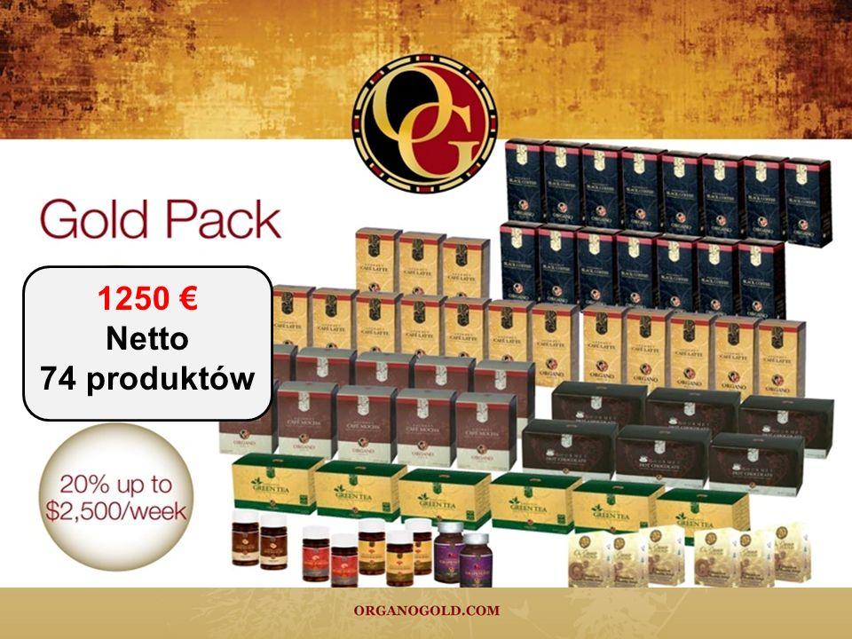 1250 Netto 74 produktów