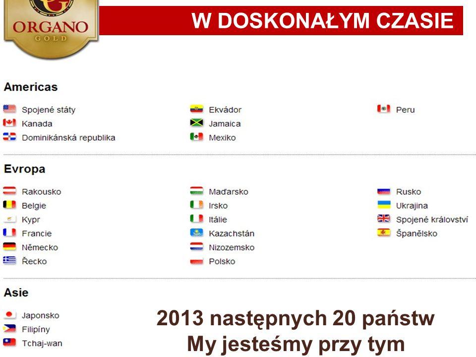 Tel. +421944633745 bangorudolf@gmail.com 2013 następnych 20 państw My jesteśmy przy tym W DOSKONAŁYM CZASIE