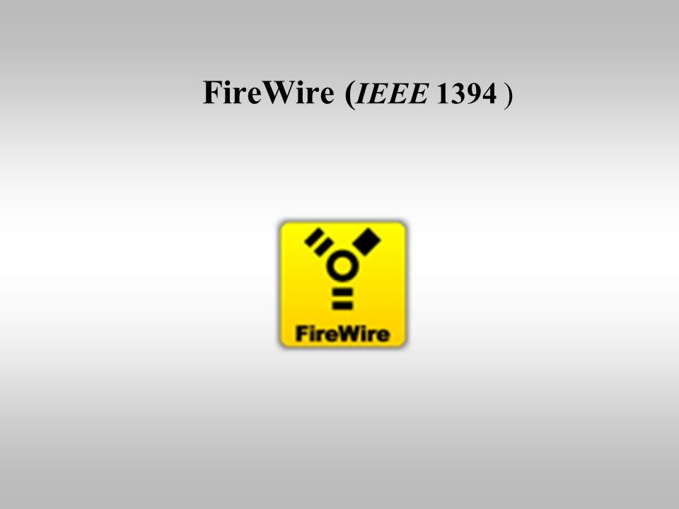FireWire ( IEEE 1394 )