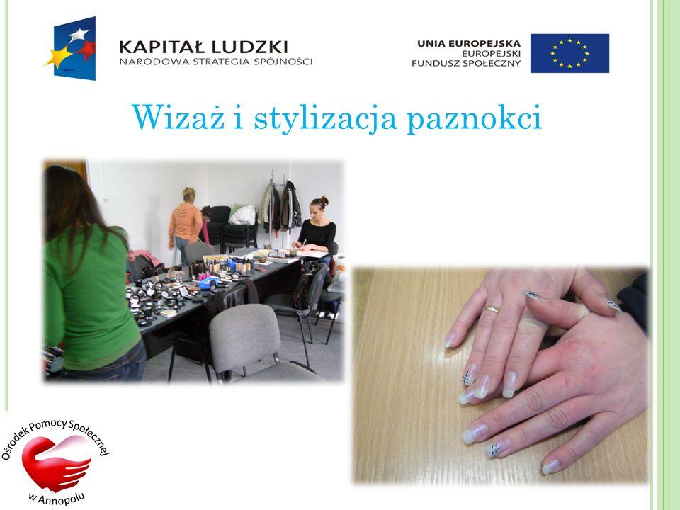 Wizaż i stylizacja paznokci