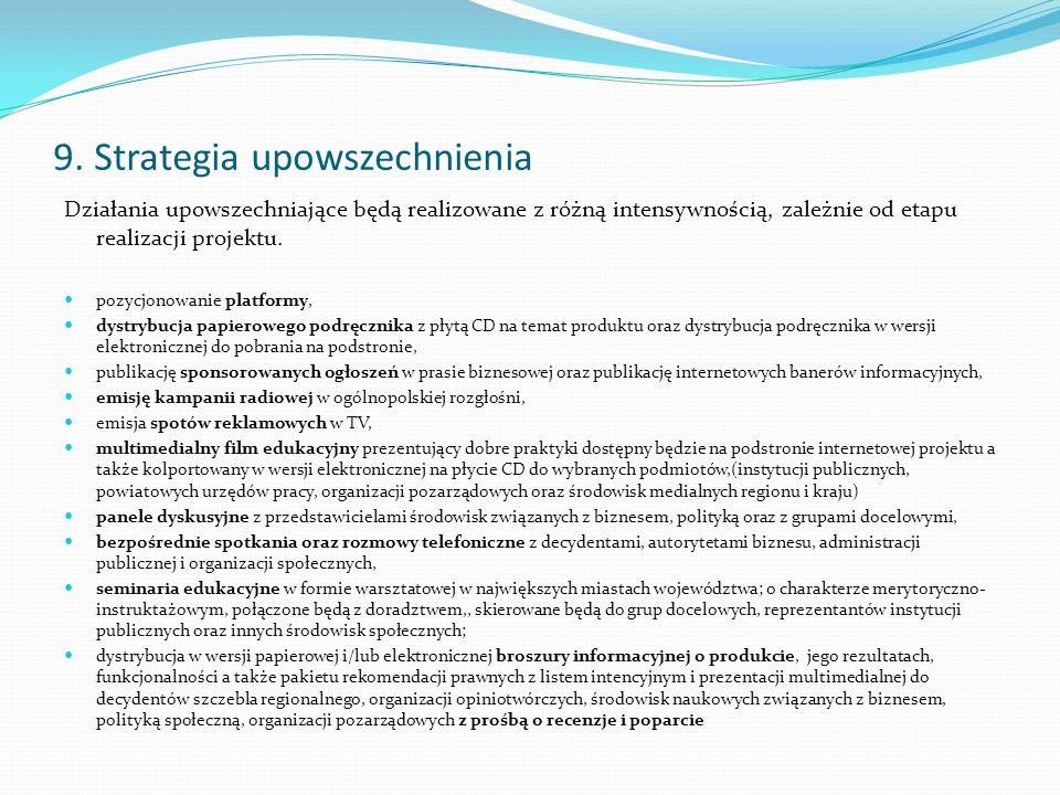 Projekt KONSULTANT HR jest współfinansowany przez Unię Europejską w ramach Europejskiego Funduszu Społecznego www.zarzadzaniewiekiem.eu