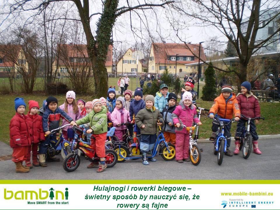 Hulajnogi i rowerki biegowe – świetny sposób by nauczyć się, że rowery są fajne