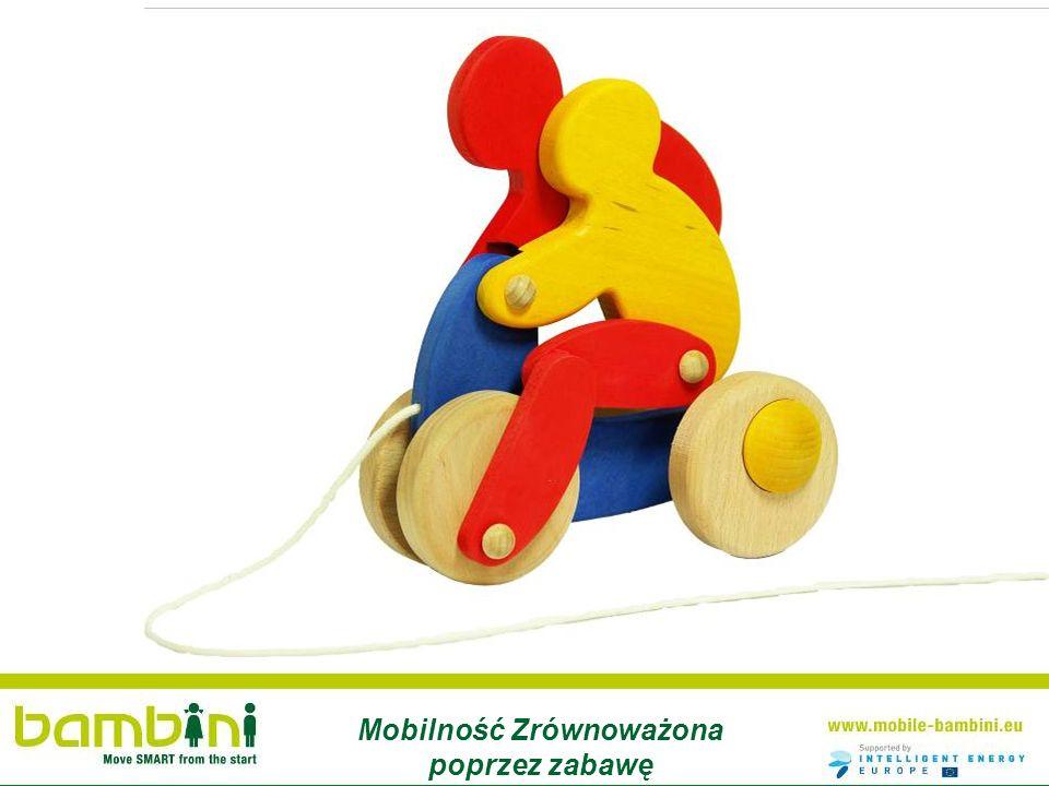 Zabawki powinny przemawiać do kilku zmysłów