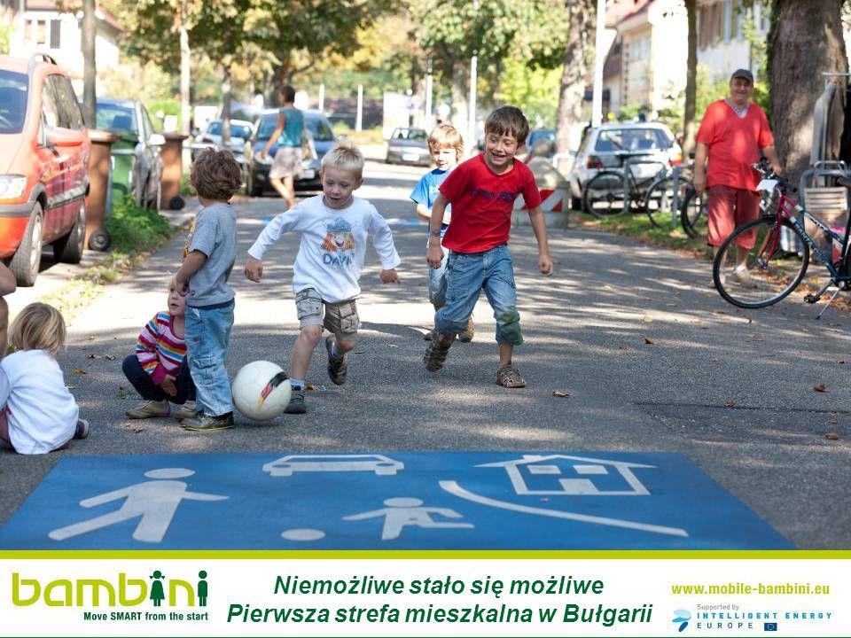 Niemożliwe stało się możliwe Pierwsza strefa mieszkalna w Bułgarii