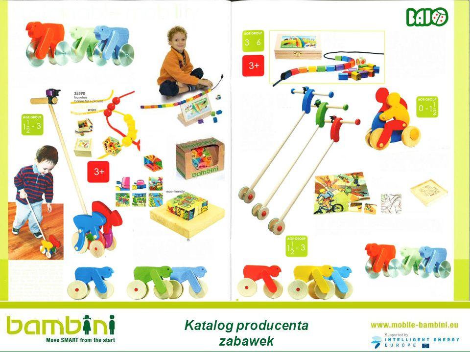B Katalog producenta zabawek